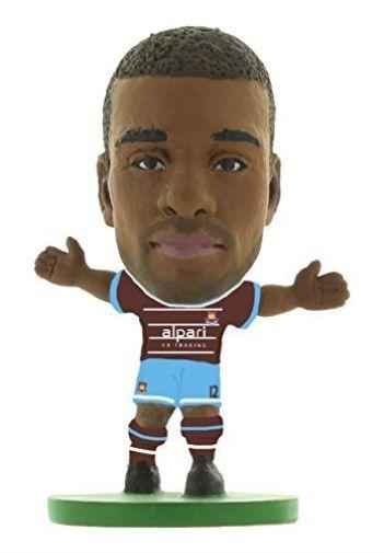 Figures-Soccerstarz - West Ham Ricardo Vaz Te Home Kit (2014 version) / GAME NEW