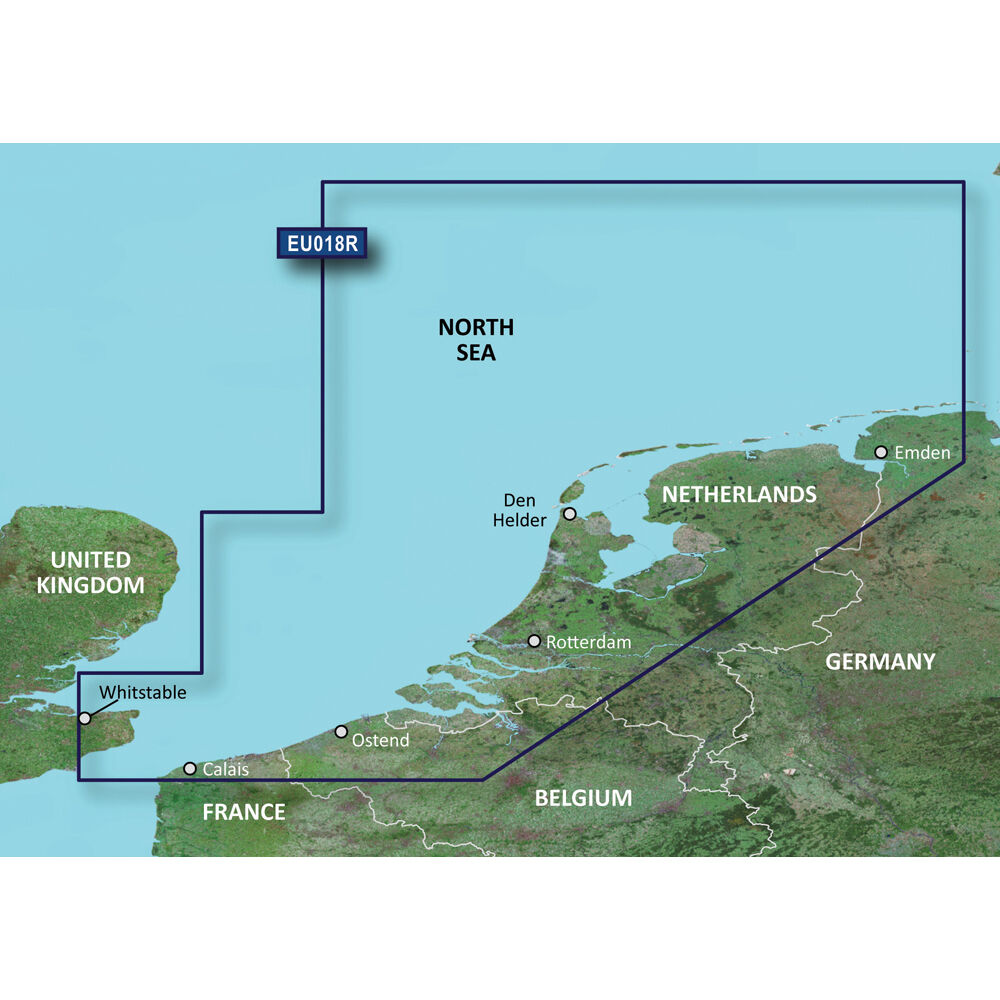 Garmin Veu018r The Netherlands BlueChart G2 Vision eBay