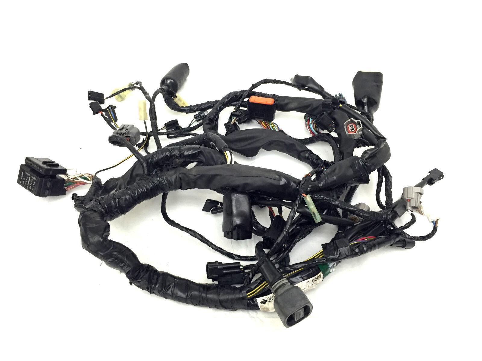 Kawasaki Ninja 650r Wiring Harness Schematic Diagrams Engine Diagram 2009 Main Motor Wire Loom 300cc