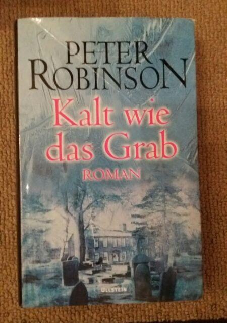 Kalt wie das Grab von Peter Robinson
