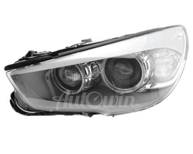 BMW 5 SERIES F07 GRAN TURISMO XENON ADAPTIVE HEADLIGHT LEFT SIDE GENUINE OEM NEW