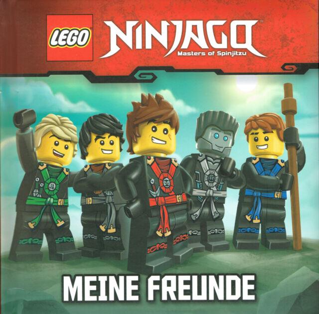 Lego Ninjago: Meine Freunde, Freundebuch, Poesiealbum, Ameet-Verlag, NEU