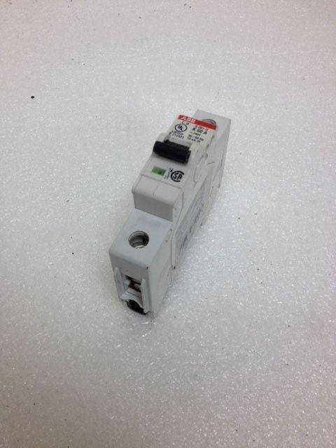 Abb mini circuit breaker s201u k60 1 pole 60a ebay sciox Image collections