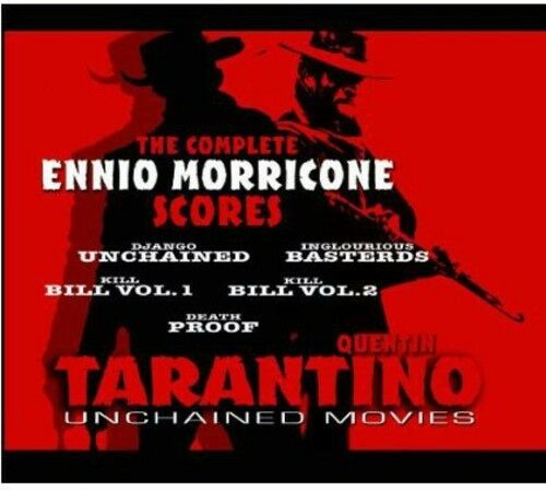 Ennio Morricone - Quentin Tarantino Unchained [New CD] Germany - Import
