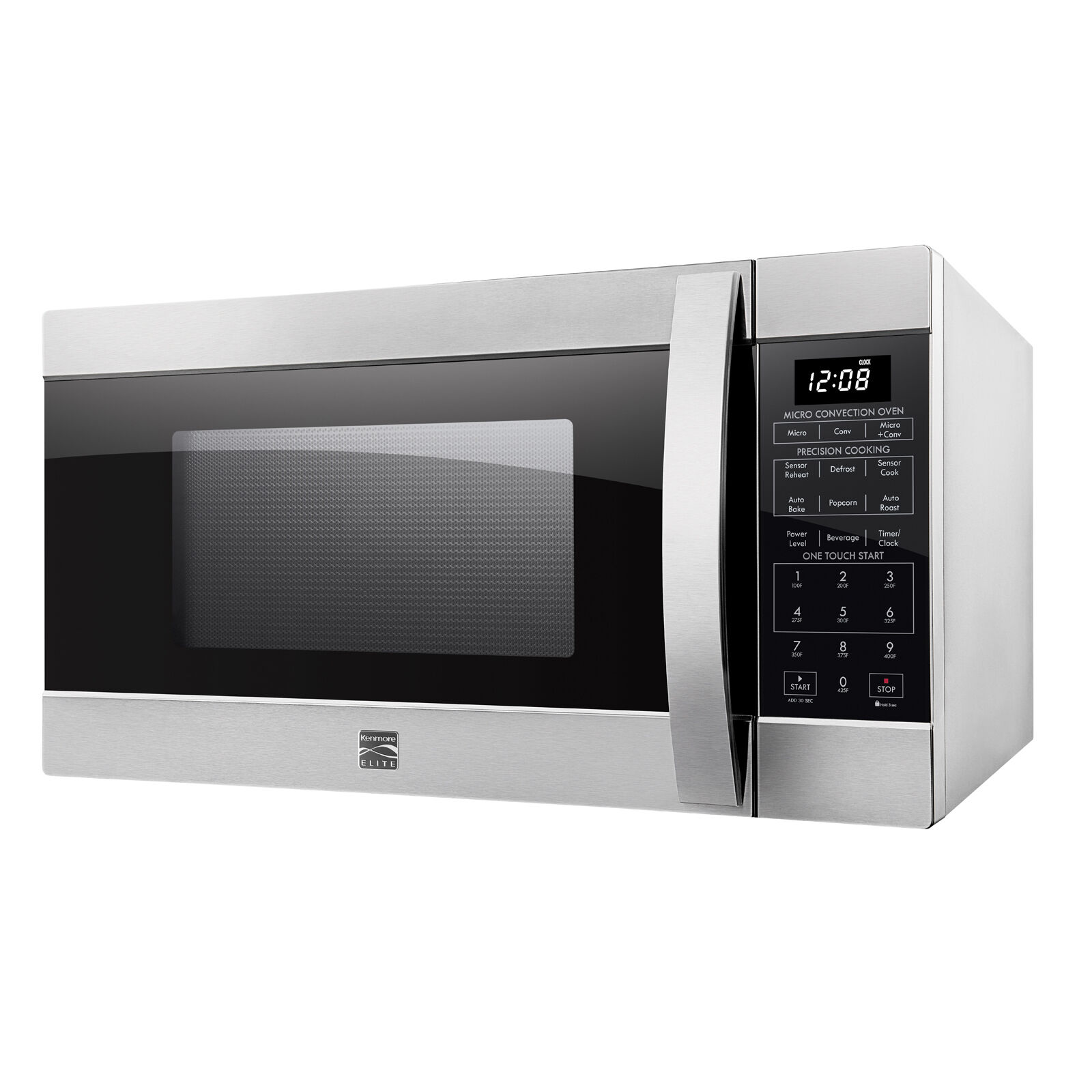 Kenmore Elite 15 Cu Countertop Microwave Convection Oven