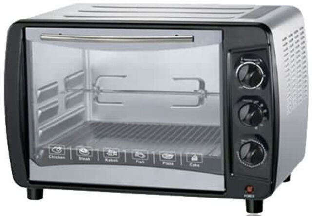 Sharp 220 Volt 35l Toaster Oven not for Usa for Asia