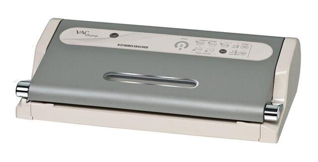 Rommelsbacher Vakuumierer System Champ VAC 500 vacuumieren VAC500