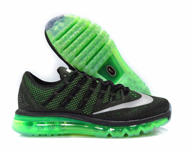 NEW NIKE AIR MAX 2016 RUNNING SHOES MENS SIZE 7.5 RETAIL 0 806771 013