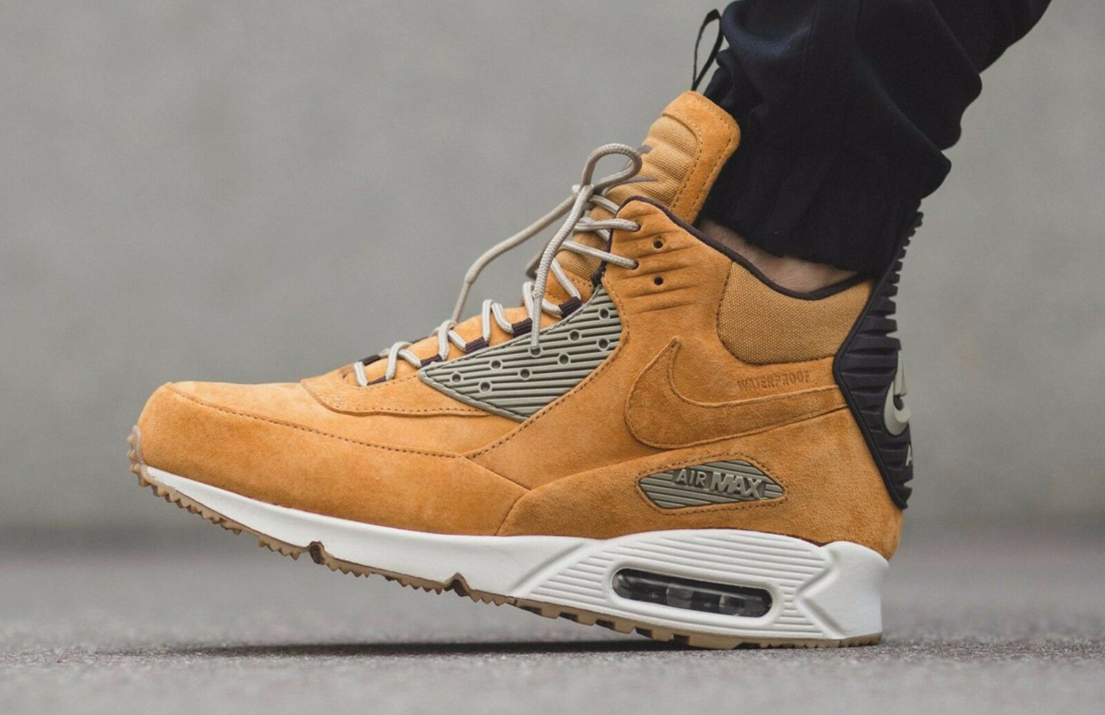air max 90 sneaker boot bamboo