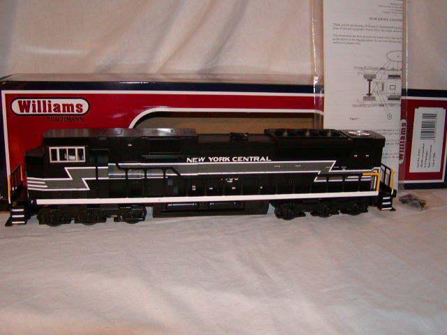 Williams Bachmann 21831 SD-90 NS Heritage New York Central Locomotive O New MIB