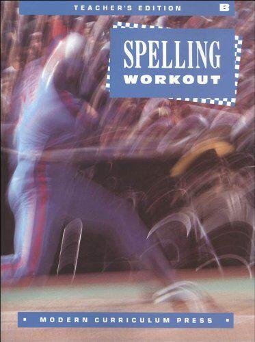 Spelling Workout Grade 2 (Teachers Edition)