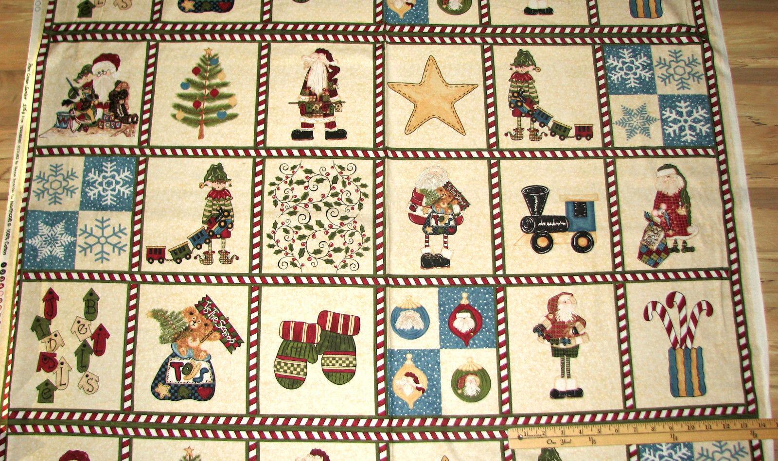 Northcott Christmas Fabric