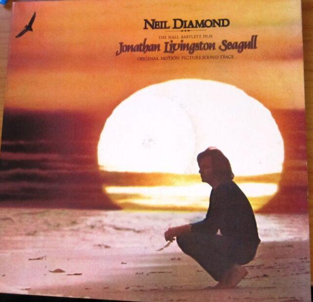 Jonathan Livingston Seagull, by Neil Diamond - Original Soundtrack - LP
