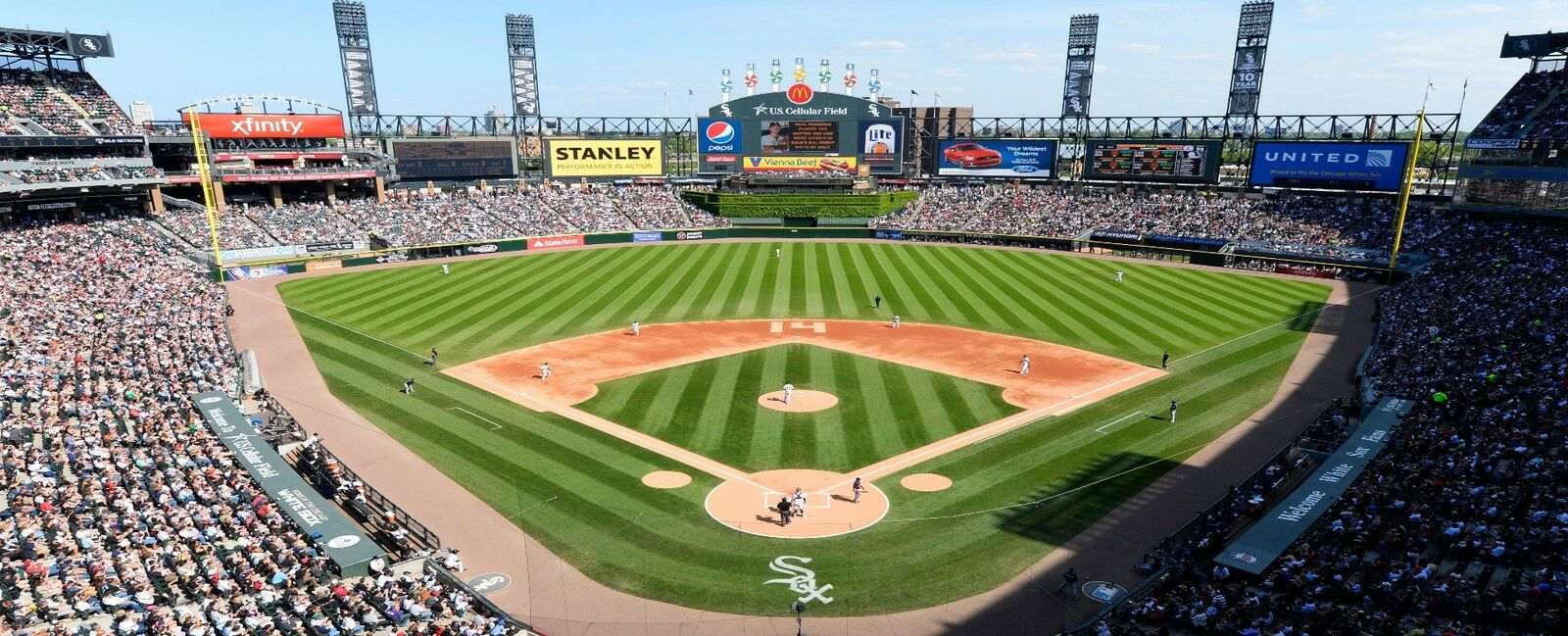 Guaranteed Rate Field Tickets - Guaranteed Rate Field Schedule at ...