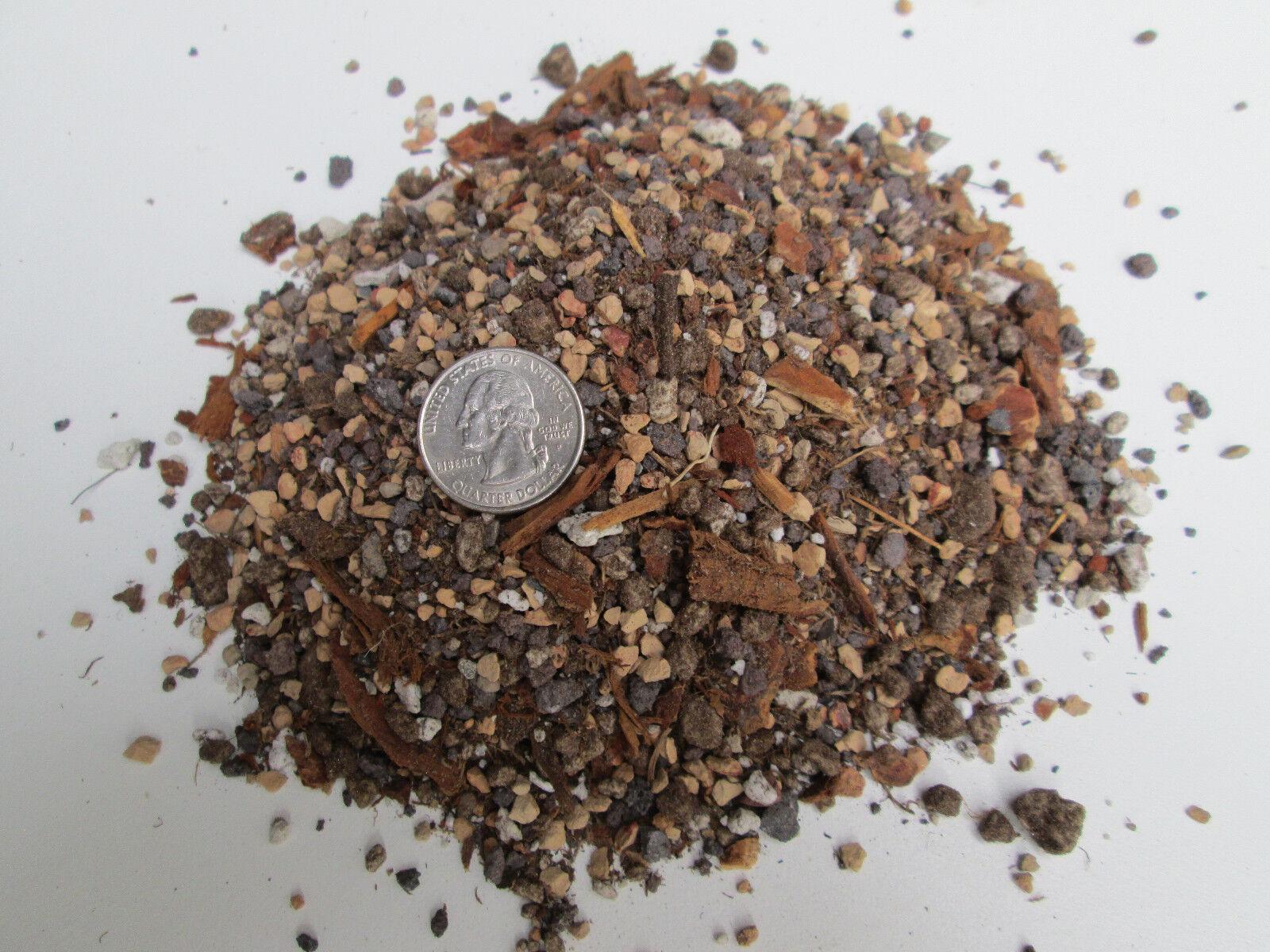 60 Inorganic 40 Organic Bonsai Soil With Mycorrhizae- 5 Quarts ...