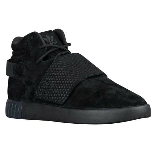 Adidas Originals Tubular Invader Strap Hi Top Trainers BB1169 Sneakers Shoes
