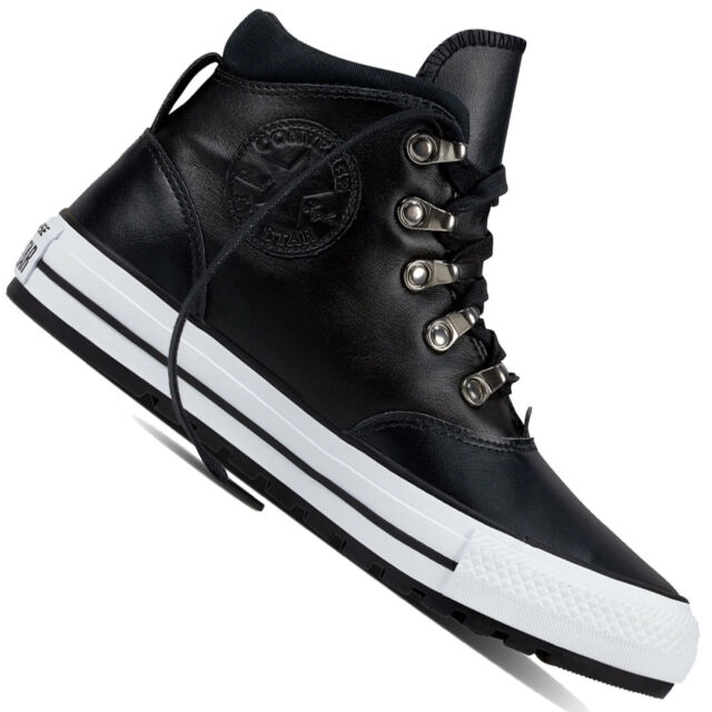 Converse Chucks NERO 557916c Chuck Taylor AS Ember Boot Hi Black tg. 36