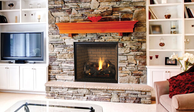 "Find great deals for LENNOX Montebello Mdlx40ip 40"" Direct-vent Fireplace Propane Electronic IGN. Shop with confidence on eBay!"