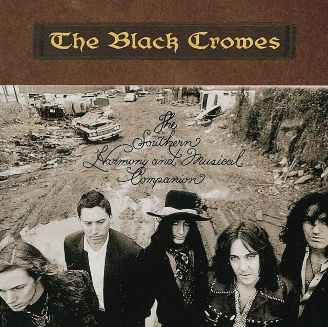 THE BLACK CROWES ~ SOUTHERN HARMONY & MUSICAL COMPANION { NEW & SEALED CD }