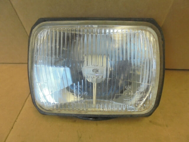 Daihatsu Sportrak 1997 Driver Passenger Front Lamp Light Headlight