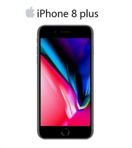 APPLE IPHONE 8 PLUS 256GB SPACE GREY UNLOCKED BRAND NEW MQ8G2X/A [AU Stock]
