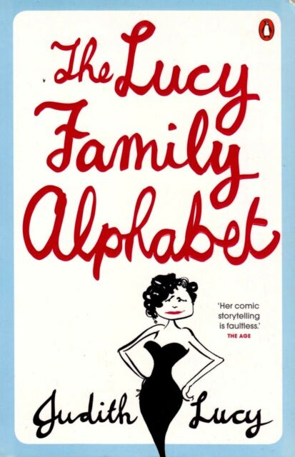 The Lucy Family Alphabet By Judith Lucy (Memoir, Paperback, 2009)