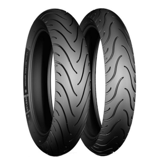 Michelin Pilot Street Radial 160/60 R17 69W + 120/70 R17 58W Satz Set Paar