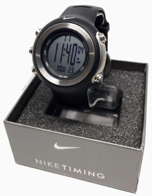 RARE: Nike Oregon Digital Super Men's Watch WA0024-001 *Brand ...