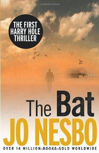 The Bat: The First Harry Hole Case (Harry Hole 1),Jo Nesbo, Don Bartlett