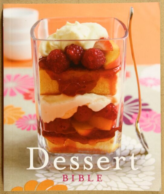 the DESSERT BIBLE | Penguin Books | Christmas n Occasions | VGC+ QikPost F