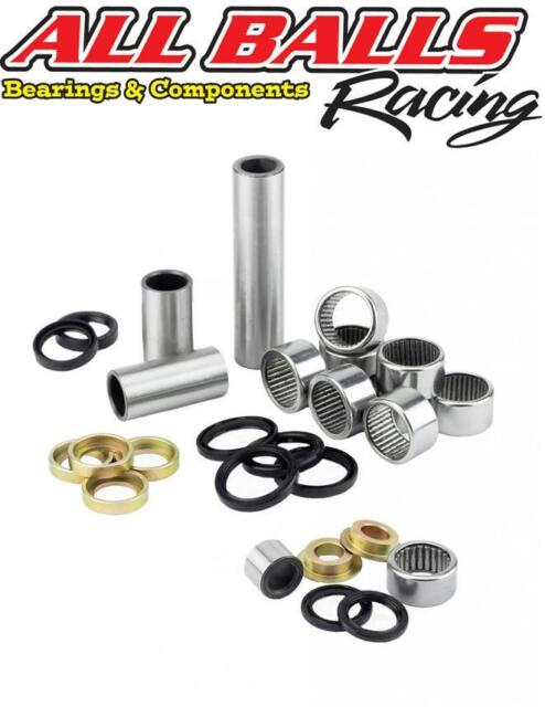 KTM SX125 (2012 to 2017 Model) Rear Suspension Linkage Bearing Kit, By AllBalls