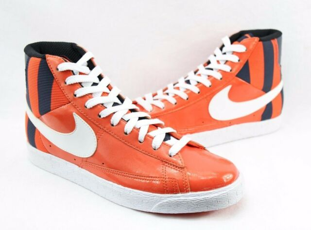 NIKE BLAZER SP LE 379416-811 TEAM ORANGE/WHITE-OBSDN MEN SZ: 8.5~12 DEAD STOCK*