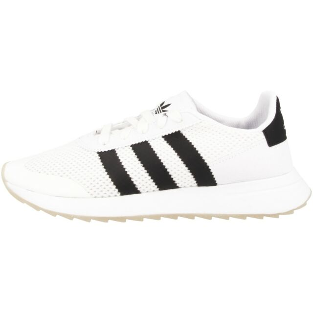 ADIDAS FLB SCARPE DONNA DAMEN Originals Scarpe da ginnastica White Black ba7760