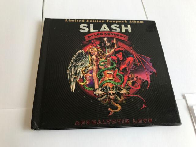 Classic Rock Presents: Apocalyptic Love (fanpack edition), Slash (featuring Myle