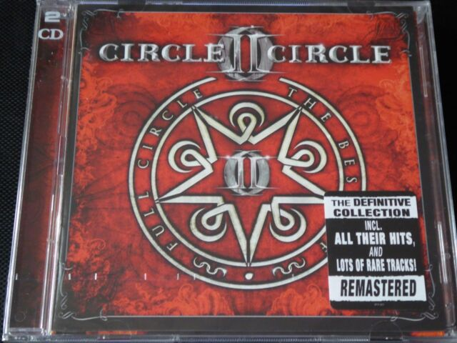 Circle II Circle - Full Circle The Best of  (NEW Remastered CD 2012) SAVATAGE