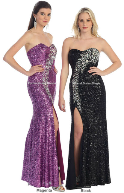Jaw Dropping Evening Gown Prom Formal Pageant Sweet 16 Red Carpet ...