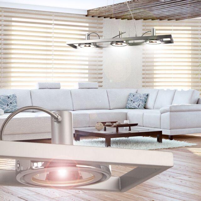 Hängeleuchte Hängelampe Strahler Spot Deckenleuchte Lampe Globo Kuriana 5645-3H