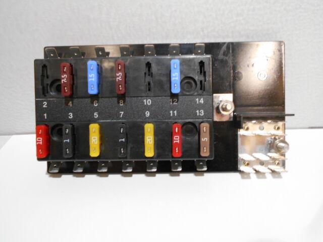s l640 14 circuit fuse box ebay free download wiring diagrams schematics