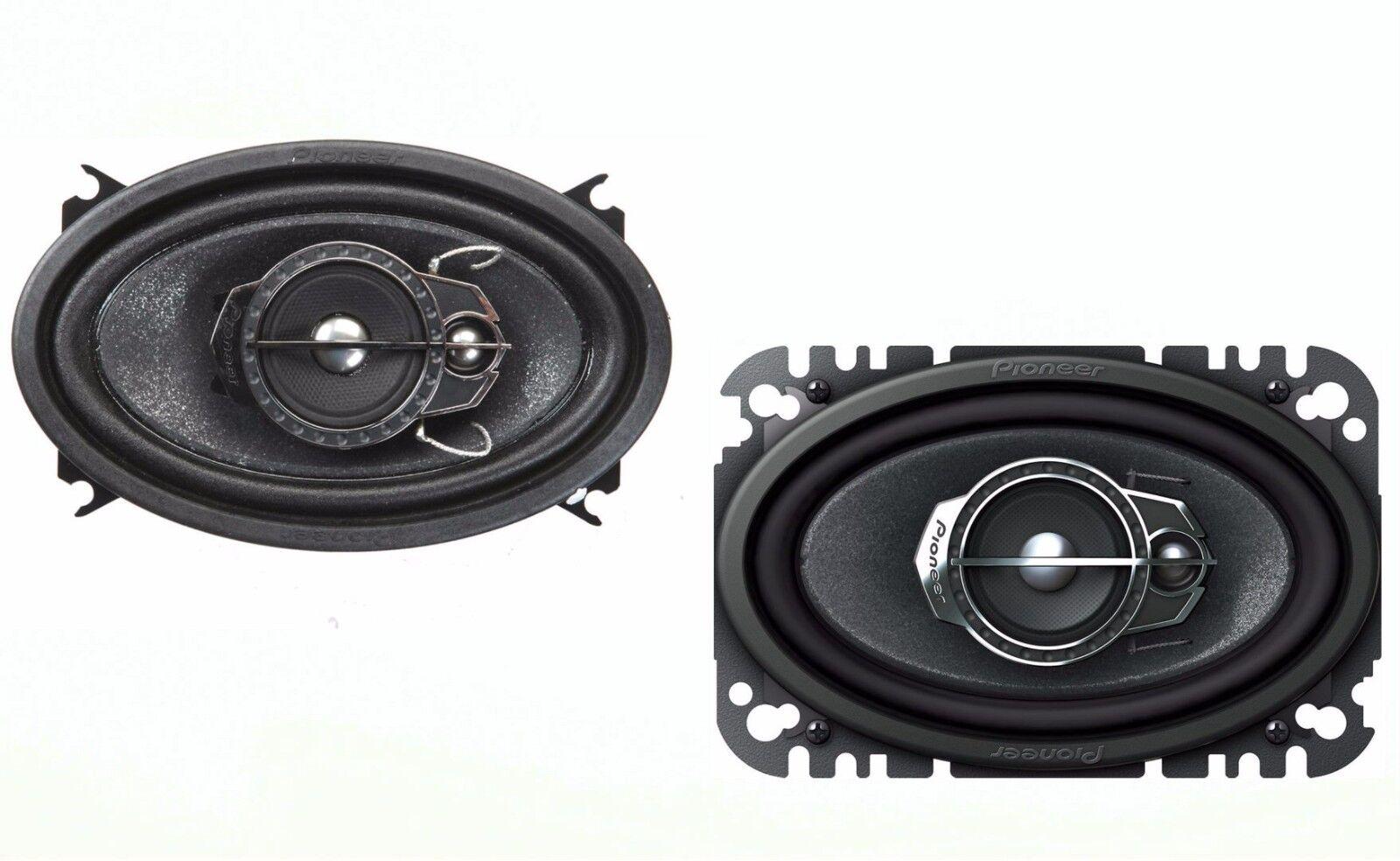 pioneer 4x6 speakers. picture 1 of pioneer 4x6 speakers