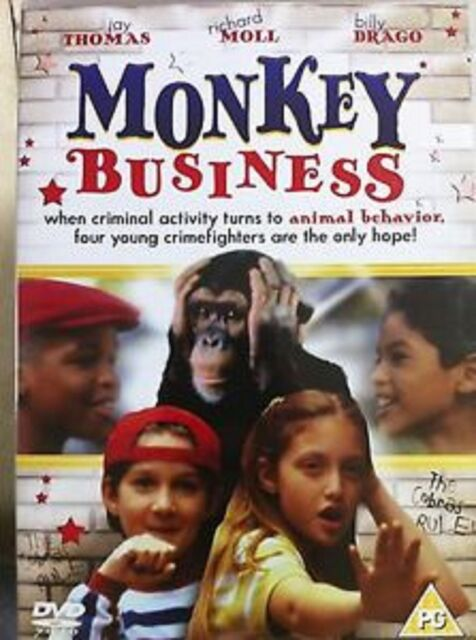 Monkey Business (DVD, 2008)