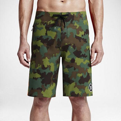 Men's Hurley Phantom JJF II 'Camo Dye' Elite - Boardshorts GW453499a