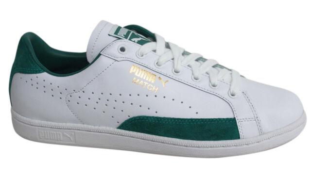 Puma Match 74 UPC Sneakers da Uomo Bianco White Storm y3M