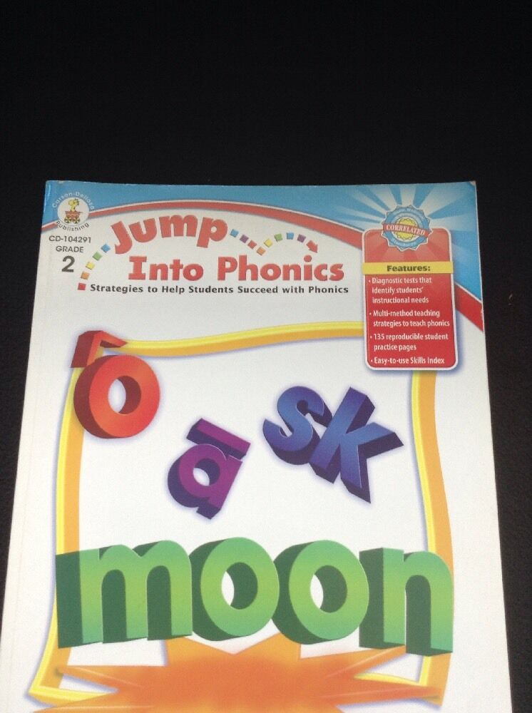 Jump Into Phonics Strategies To Help Students Succeed With Phonics
