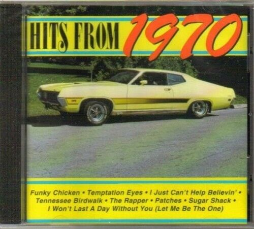 HITS FROM 1970 / VARIOUS NEW CD