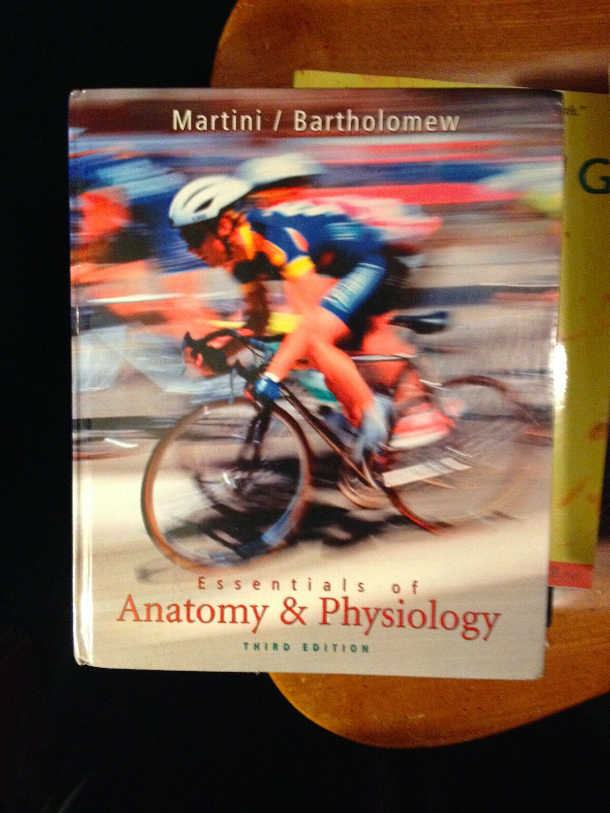 Essentials of Anatomy and Physiology by Frederic Martini and Edwin F ...