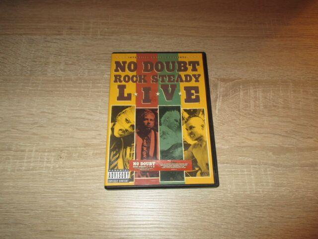 No Doubt  Rock Steady Live  DVD  Musik Rock