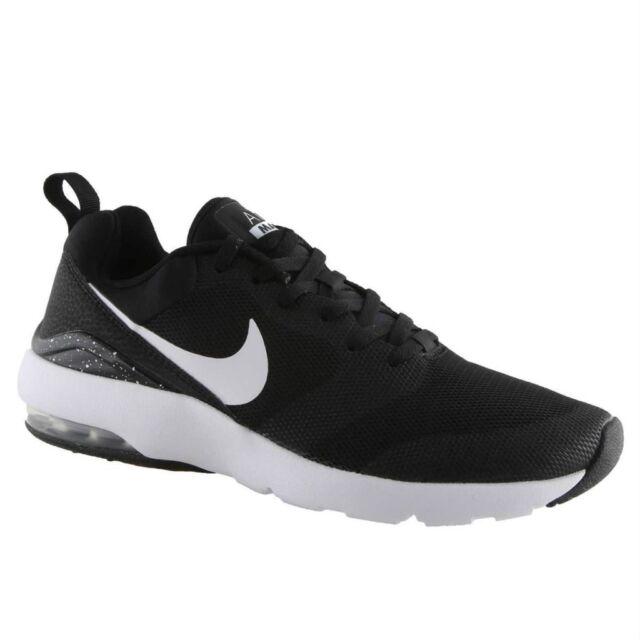 nike air max siren womens trainers black&white