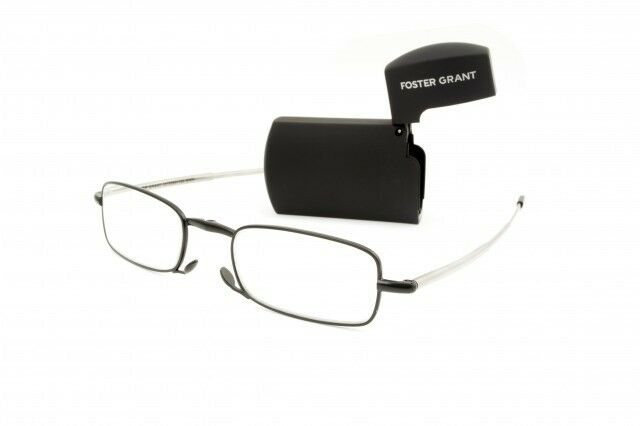 foster grant microvision folding reading glasses gideon 1