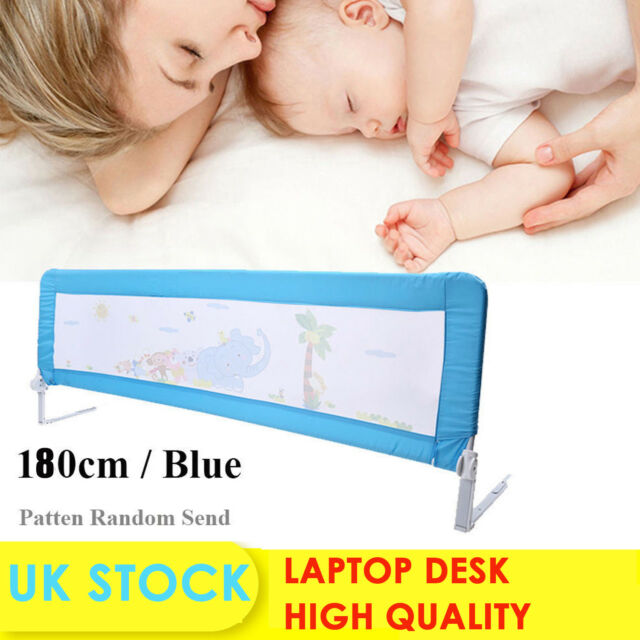 180cm Blue Baby Child Toddler Bed Rail Safety Sleep Protection Guard Sale Price