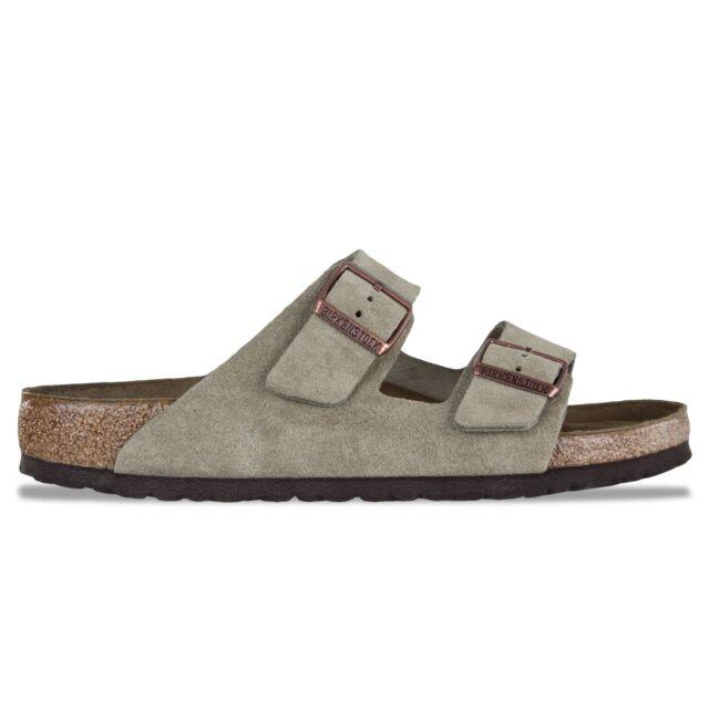 Birkenstock sandali ARIZONA unisex Grigio Taupe 75 UK
